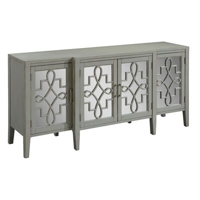 Beesley Sideboard Color: Gray