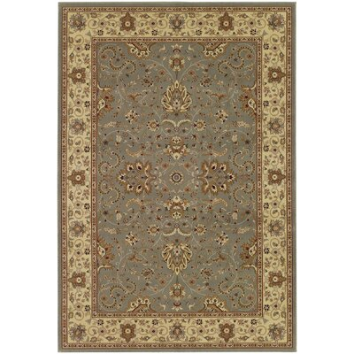 Belcourt Floral Gray Area Rug Rug Size: 710 x 112