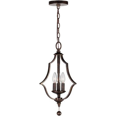 Belding 3-Light Mini Pendant