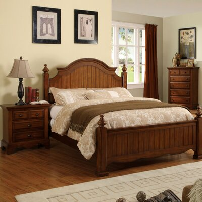 Coaker Panel Customizable Bedroom Set