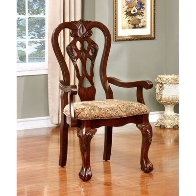 Christon Traditional Arm Chair