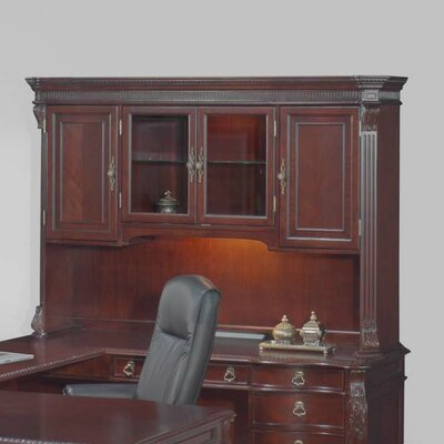 "Drumankelly 50"" H X 76.5"" W Desk Hutch"