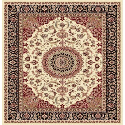 Gwinn Ivory Indoor/Outdoor Area Rug