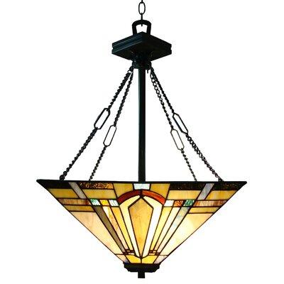 Hackmore 3-Light Pendant