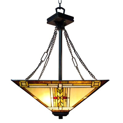 Hackmore 3-Light Pendant
