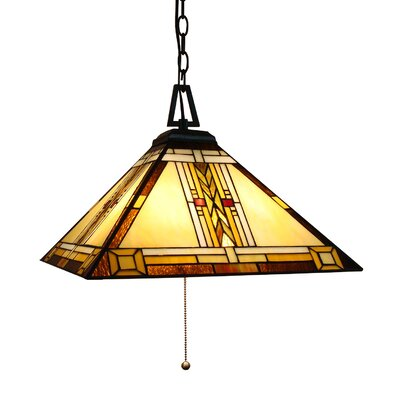 Hackmore 3-Light Inverted Pendant