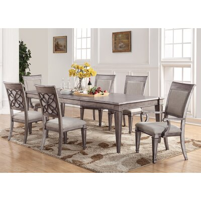 Bastion Dining Table with Leaves