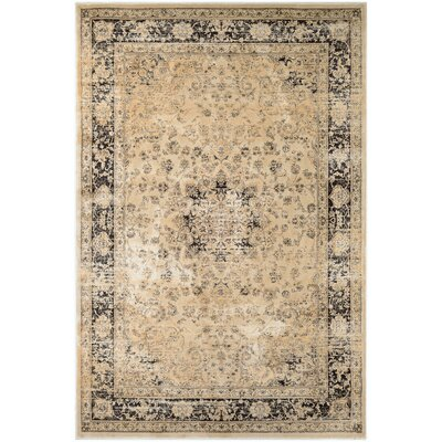Larimore Oatmeal Area Rug Rug Size: Rectangle 92 x 125