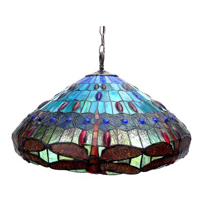Kentish 3-Light Bowl Pendant