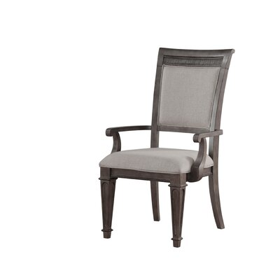 Bastion Filigree Upholstered Arm Chair