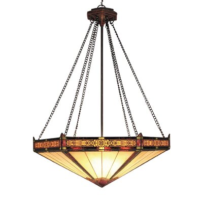 Hammondale 1-Light Inverted Pendant