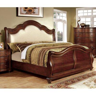 Harrelson Upholstered Platform Bed Size: California King