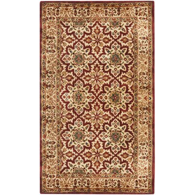 Empress Beige Rug Rug Size: Rectangle 6 x 9