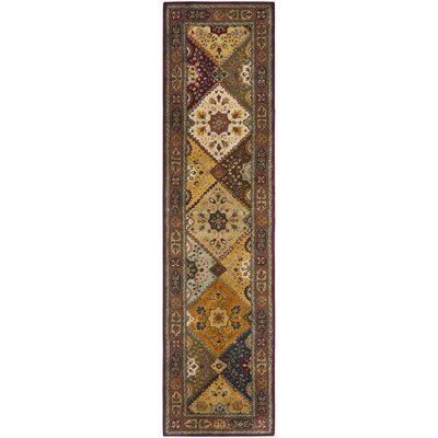 Empress Red Area Rug