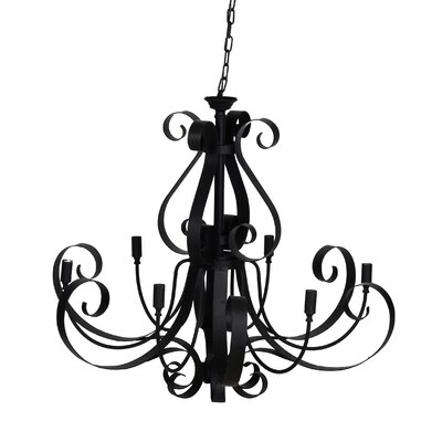 Letitia 4-Light Candle-Style Chandelier