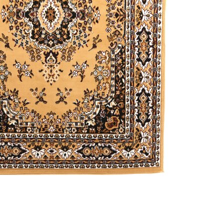 Lilly Sand Area Rug Rug Size: Runner 110 x 73