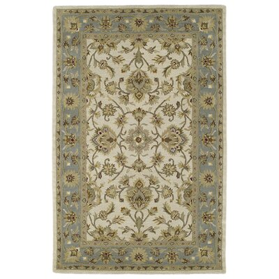 Pauline St. George Ivory Area Rug Rug Size: Rectangle 76 x 9