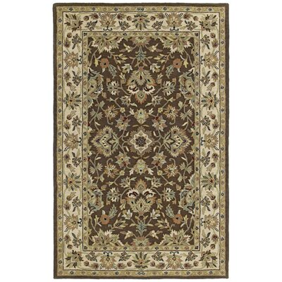 Pauline Brown Rug Rug Size: Rectangle 96 x 13