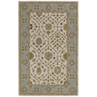 Pauline Beige Rug Rug Size: Rectangle 5 x 79