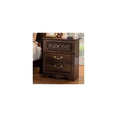 Boyers 2 Drawer Bachelors Chest