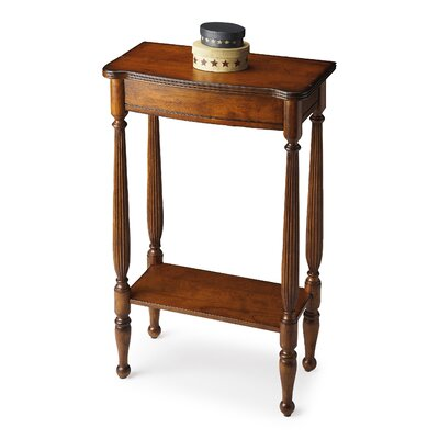 Tamworth Console Table Finish: Distressed Antique Cherry