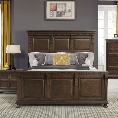 Annie Panel Bed