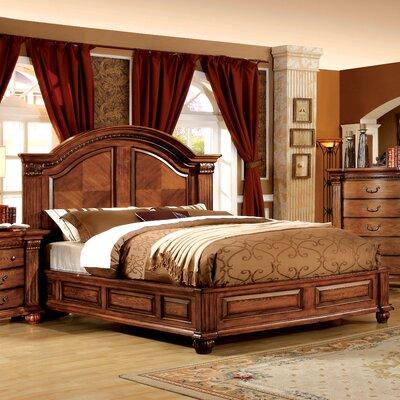 Attwater Platform Bed Size: King