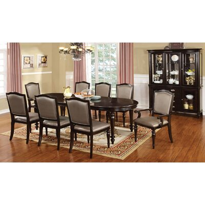 Aquinas 9 Piece Dining Set