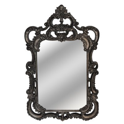 Rectangle Gray Mirror