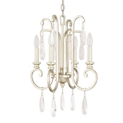 Balone 4-Light Candle-Style Chandelier