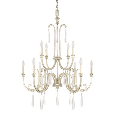 Balone 10-Light Candle-Style Chandelier