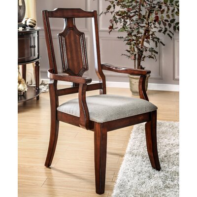 Albon Traditional Arm Chair