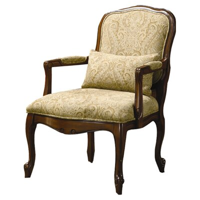Albryna Armchair Color: Beige