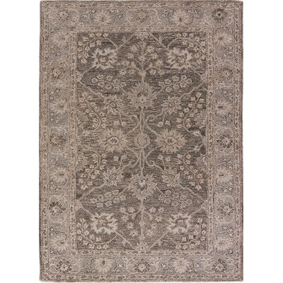 Hannah Hand-Tufted Cornstalk/Pebble Area Rug Rug Size: 2 x 3