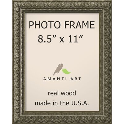 Picture Frame Size: 8.5