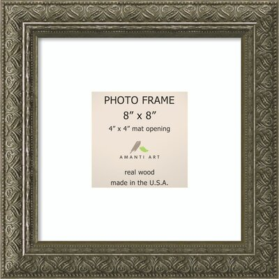Picture Frame Size: 4