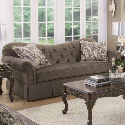 Serta Upholstery Christena Sofa Upholstery: Famu Driftwood