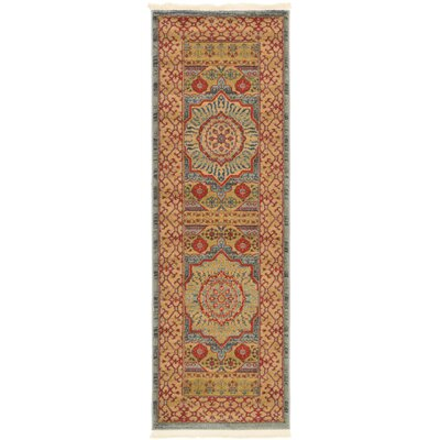 Laurelwood Area Rug Rug Size: Runner 2 7 x 10