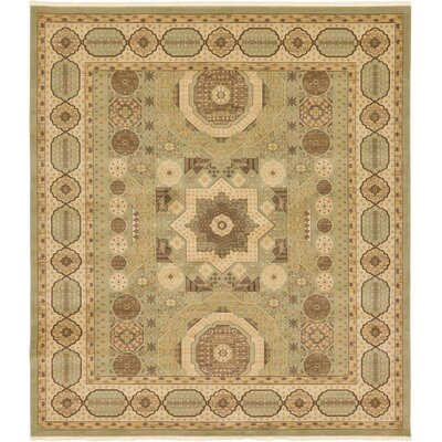 Laurelwood Brown Area Rug Rug Size: Rectangle 10 x 114
