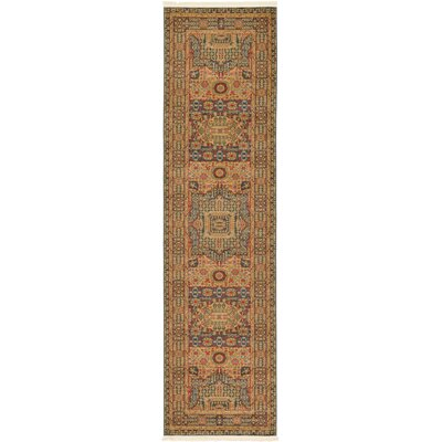 Laurelwood Blue Area Rug Rug Size: Runner 2'7