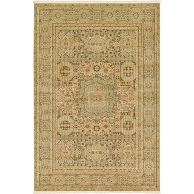 Laurelwood Beige Area Rug Rug Size: Rectangle 6 x 9