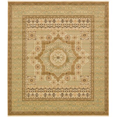 Laurelwood Cream Area Rug Rug Size: 10 x 114