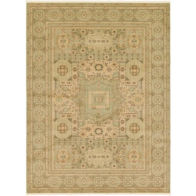 Laurelwood Beige Area Rug Rug Size: Rectangle 9 x 12