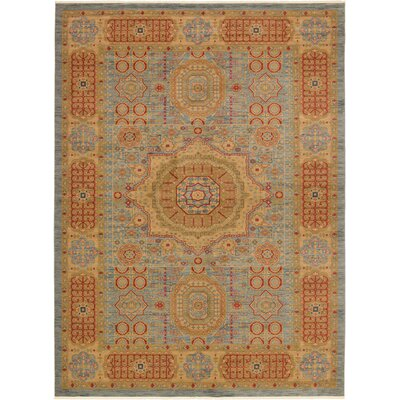 Laurelwood Red/Beige Area Rug Rug Size: Rectangle 13 x 18
