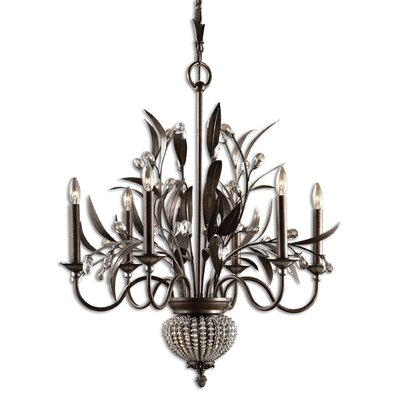 Missenden 8-Light Candle-Style Chandelier
