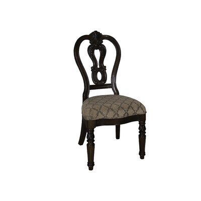 Birdsview Side Chair (Set of 2) Finish: Cognac