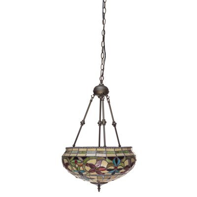 Preston 2-Light Hanging Pendant Lamp
