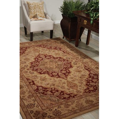 Lundeen Lacquer Area Rug Rug Size: Rectangle 15 x 23