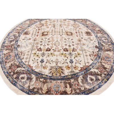 Bridgeport Beige Area Rug Rug Size: Rectangle 9 x 12
