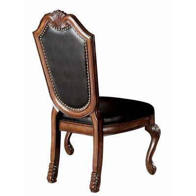 Alfort Black Arm Chair
